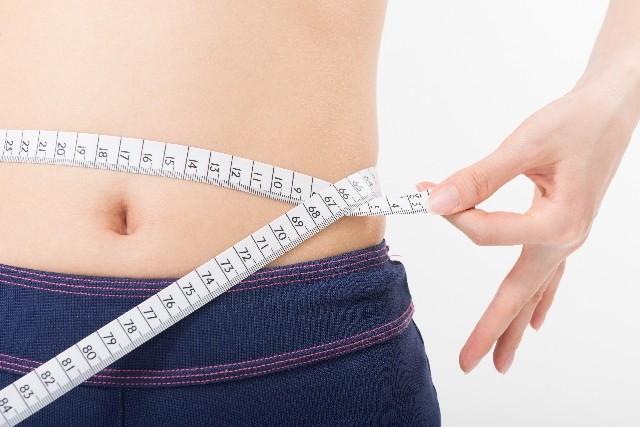 ダイエット前後の身体データ
