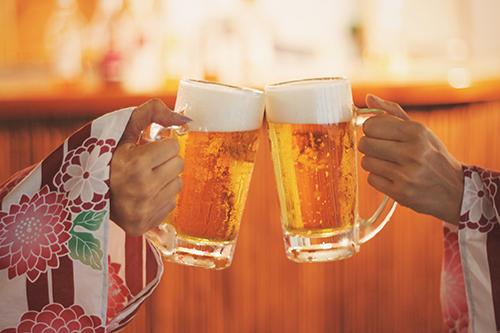 ビールとダイエット。ビール腹の原因?ビール腹を解消する方法は?
