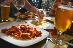 ビール腹の原因と食事