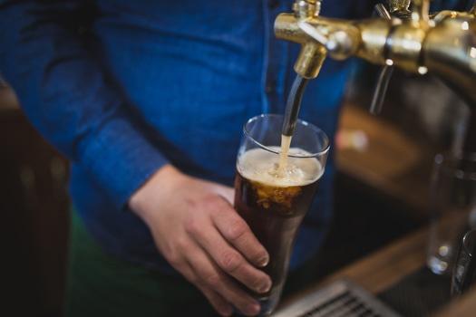 ビールのカロリーと糖質